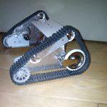 Wall-E Fahrwerk